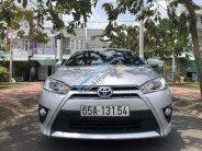 Cần bán Toyota Yaris G sản xuất năm 2017, màu bạc mới chạy 13.000km giá 650 triệu tại Cần Thơ