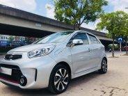 Cần bán gấp Kia Morning đời 2017 màu bạc, giá 335 triệu giá 335 triệu tại Hà Nội