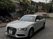 Bán xe Audi A4 1.8 AT sản xuất năm 2012, màu trắng, nhập khẩu nguyên chiếc, giá chỉ 800 triệu giá 800 triệu tại Hà Nội