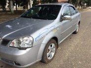 Bán Daewoo Lacetti sản xuất năm 2004, màu bạc, xe đẹp zin hoàn toàn giá 153 triệu tại Gia Lai