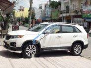 Bán Kia Sorento 2013, màu trắng giá cạnh tranh giá 618 triệu tại Bình Dương