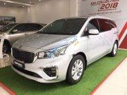 Bán xe Kia Sedona sản xuất 2018, màu bạc giá 1 tỷ 345 tr tại Tp.HCM