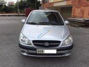 Cần bán lại xe Hyundai Getz 1.1 MT đời 2010, màu bạc, nhập khẩu nguyên chiếc, giá 179tr giá 179 triệu tại Bắc Ninh