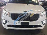 Cần bán Kia Sedona Platium năm sản xuất 2018, màu trắng giá 1 tỷ 209 tr tại Tp.HCM