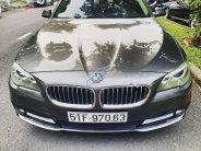 Bán BMW 5 Series 520i 2014, màu nâu, nhập khẩu giá 1 tỷ 400 tr tại Tp.HCM