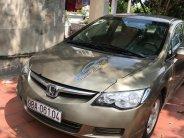 Cần bán gấp Honda Civic 1.8 MT đời 2008, màu vàng xe gia đình, giá tốt giá 285 triệu tại Hải Dương