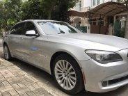 Cần bán em bmw 750Li 2010 màu xám bạc nhập khẩu Đức nguyên con giá 1 tỷ 270 tr tại Tp.HCM