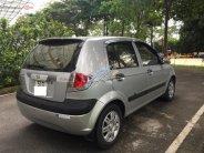 Xe Hyundai Getz 1.4 AT đời 2009, màu xanh lam, nhập khẩu  giá 245 triệu tại Tp.HCM