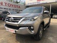 Cần bán Toyota Fortuner 2.7V 4x4 đời 2017, màu bạc, nhập khẩu nguyên chiếc giá 1 tỷ 320 tr tại Tp.HCM