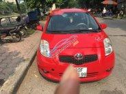 Chính chủ bán xe Toyota Yaris năm 2008, màu đỏ giá 365 triệu tại Hà Nội