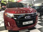 Bán xe Ford Edge Sport đời 2014, màu đỏ, xe nhập giá 1 tỷ 190 tr tại Hà Nội