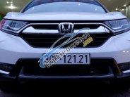 Cần bán lại xe Honda CR V 2.0 AT năm sản xuất 2018, màu trắng giá 1 tỷ 290 tr tại Hà Nội