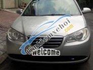Bán Hyundai Elantra sản xuất 2008, màu bạc, giá 135tr giá 135 triệu tại Tp.HCM