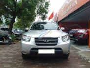 Cần bán xe Hyundai Santa Fe V6 2.7 - 2 cầu, năm sản xuất 2008, màu xám, nhập khẩu nguyên chiếc giá 435 triệu tại Hà Nội