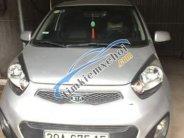 Cần bán xe Kia Morning sản xuất năm 2011, màu bạc, nhập khẩu   giá 325 triệu tại Hà Nội
