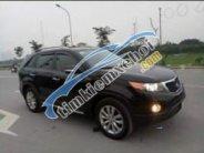 Cần bán gấp Kia Sorento năm 2012, màu đen chính chủ giá cạnh tranh giá 585 triệu tại Hà Nội