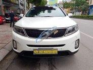 Chính chủ bán Kia Sorento 2.2CRDI năm 2015, màu trắng giá 810 triệu tại Hà Nội