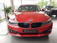 Bán xe BMW 3 Series sản xuất 2018 màu đỏ, giá 1 tỷ 999 triệu, xe nhập giá 1 tỷ 999 tr tại Hà Nội
