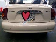 Cần bán xe cũ Daewoo Lanos SX đời 2003, màu trắng  giá 103 triệu tại Bình Dương