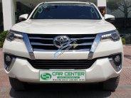 Cần bán gấp Toyota Fortuner 4x4 AT 2017, màu nâu, xe nhập    giá 1 tỷ 320 tr tại Hà Nội