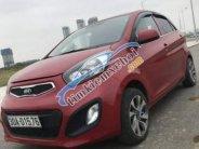 Bán Kia Morning năm sản xuất 2014, màu đỏ  giá 248 triệu tại Hà Nội