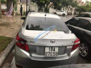 Chính chủ bán nhanh Toyota Vios năm 2016, màu bạc giá 450 triệu tại Nam Định