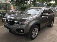 Cần bán gấp Kia Sorento GAT 2.4L 4WD đời 2012, màu xám  giá 530 triệu tại Bình Dương
