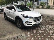Bán Hyundai Tucson sản xuất năm 2017, màu trắng, xe nhập như mới   giá 955 triệu tại Hà Nội