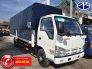 Xe tải ISUZU 1t9 thùng dài 6m2 chở sắt thép trong thành phố. giá 100 triệu tại Bình Dương