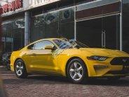 Bán Ford Mustang EcoBoost Fastback đời 2018, màu vàng, xe nhập giá 2 tỷ 700 tr tại Hà Nội