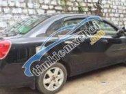 Cần bán Daewoo Lacetti EX đời 2004, màu đen giá cạnh tranh giá 135 triệu tại Hà Nội