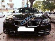 Cần bán gấp BMW 5 Series 520i sản xuất 2013, màu đen, nhập khẩu chính chủ giá 1 tỷ 268 tr tại Hà Nội