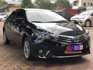 Cần bán lại xe Toyota Corolla altis 1.8G AT đời 2017, màu đen còn mới giá 749 triệu tại Hà Nội