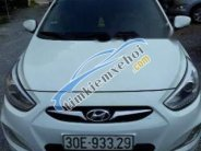Chính chủ bán Hyundai Accent SX 2014, màu trắng giá 445 triệu tại Hà Nội