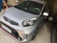 Cần bán xe Kia Morning đời 2016 bản Si,số sàn,màu bạc giá 312 triệu tại Tp.HCM