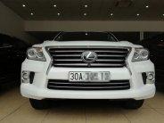Bán Lexus LX570 nhập Mỹ,màu trắng , đăng ký lần đầu năm 2015, tư nhân,chính chủ,thuế sang tên 2% giá 4 tỷ 625 tr tại Hà Nội