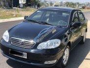 Bán Toyota Corolla altis 1.8MT năm 2008, màu đen như mới giá 365 triệu tại Đà Nẵng