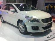 Bán xe Suzuki Ciaz 1.4 AT 2018, màu trắng, xe nhập   giá 499 triệu tại Tp.HCM
