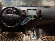Cần bán lại xe Toyota Fortuner sản xuất năm 2009, màu xám giá 525 triệu tại Hải Phòng