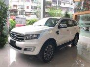 Bán xe Ford Everest 2018 màu trắng bản Titanium Bi-turbo giá rẻ nhất Hà Nội - Call: 084.627.9999 giá 1 tỷ 399 tr tại Hà Nội