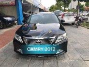 Bán Toyota Camry 2.5Q sản xuất 2012, màu đen giá 815 triệu tại Hà Nội