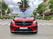 Xe cũ Mercedes GLE 450 AMG 4Matic đời 2015, màu đỏ, nhập khẩu nguyên chiếc như mới giá 3 tỷ 800 tr tại Tp.HCM