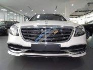 Bán ô tô Mercedes S450 4Matic 2018, màu trắng, nhập khẩu nguyên chiếc giá 7 tỷ 219 tr tại Tp.HCM