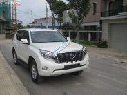Bán Toyota Prado TXL 2.7L đời 2014, màu trắng, xe nhập giá 1 tỷ 780 tr tại Thái Nguyên