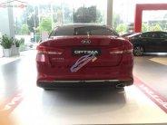 Bán xe Kia Optima 2.0 ATH năm 2018, màu đỏ giá 879 triệu tại Hà Nội