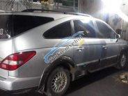 Cần bán lại xe Ssangyong Stavic đời 2007, màu bạc, nhập khẩu nguyên chiếc giá 230 triệu tại Hà Nội