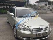 Cần bán gấp Toyota Avensis sản xuất 2008, màu bạc, giá chỉ 375 triệu giá 375 triệu tại Hà Nội