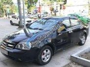 Cần bán lại xe Daewoo Lacetti EX năm 2008, màu đen, nhập khẩu nguyên chiếc giá 200 triệu tại Thái Nguyên