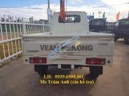 Mua xe tải nhẹ Veam Star 760kg/ Xe tải nhẹ trả góp, lãi suất ưu đãi giá 172 triệu tại Kiên Giang