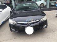 Bán xe Honda Civic 2.0 AT năm sản xuất 2008, màu đen, giá chỉ 390 triệu giá 390 triệu tại Hà Nội
